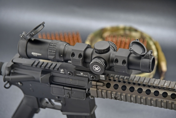 Vortex Strike Eagle 1-6x24: il variabile per gli AR