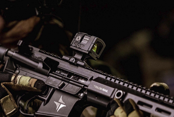 Aimpoint ACRO Next Generation: red dot sights, evolved