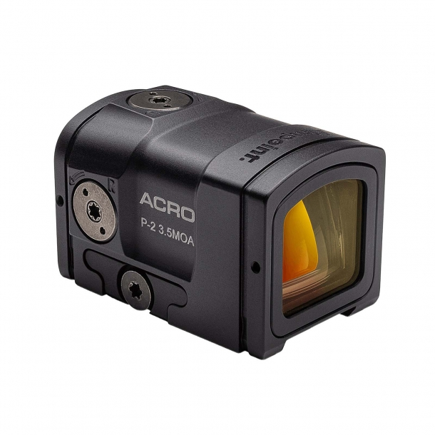 Aimpoint ACRO P-2 red dot sight – right side