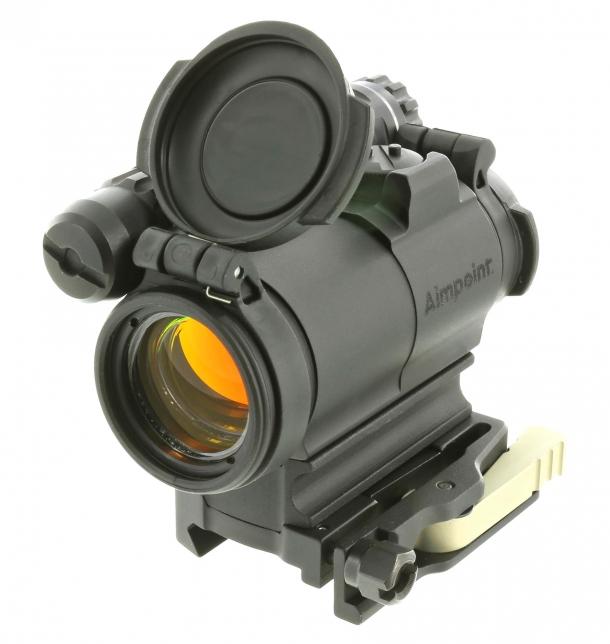 La nuova ottica a punto rosso Aimpoint CompM5