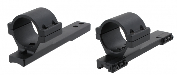 New mounts are also available for the popular Aimpoint CompC3 30mm sight