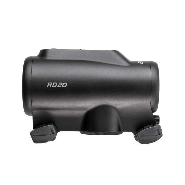 Blaser RD20 red dot sight, left side