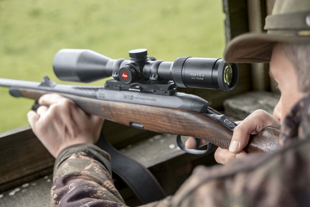 New Leica Fortis 6 2.5-15x56i riflescope and Leica Geovid 2019 Edition rangefinder