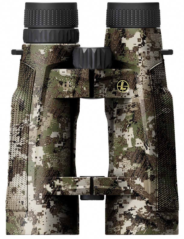 Purpose-built for picking out distant game, Leupold's BX5 Santiam HD binoculars can take on the biggest hunts