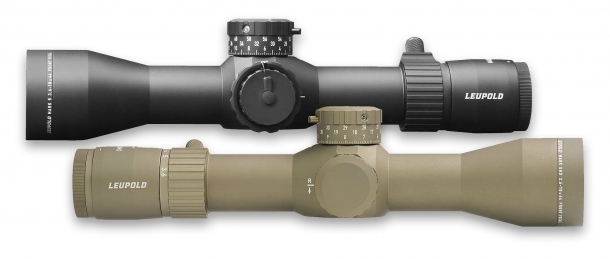 Leupold Mark 5HD 3.6-18x44 riflescope chosen by the US Army