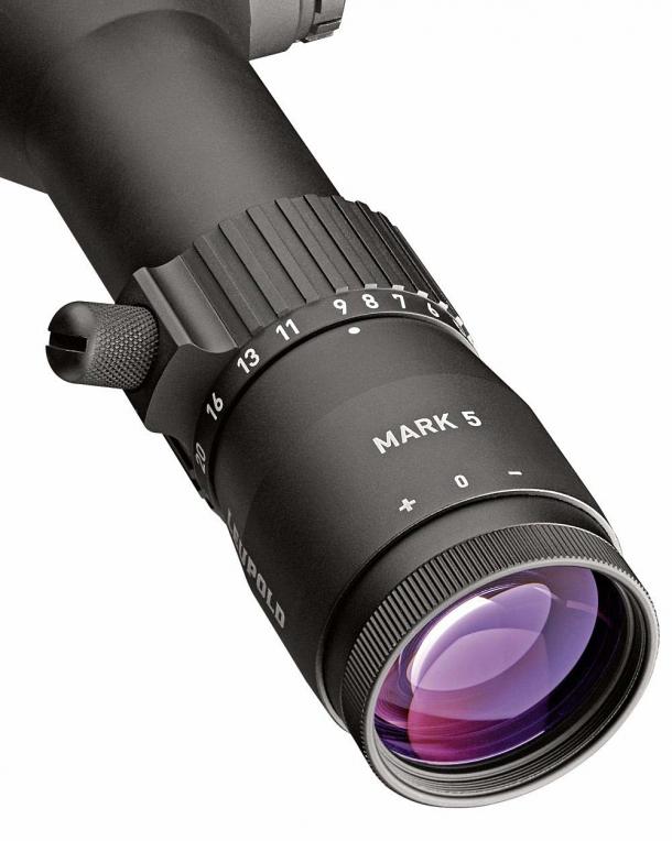 Leupold Mark 5HD 7-35x56, il più potente
