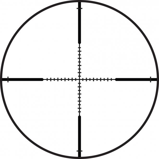 Leupold Mark 3HD: reticolo TMR VX-Freedom