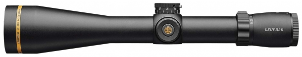 All models of the VX-6HD offer reticle illumination and a new electronic reticle-leveling feature