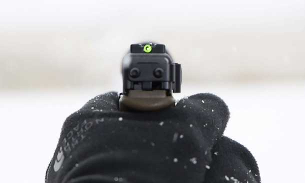 Meprolight FT Bullseye pistol sights now available to civilian and professional customers