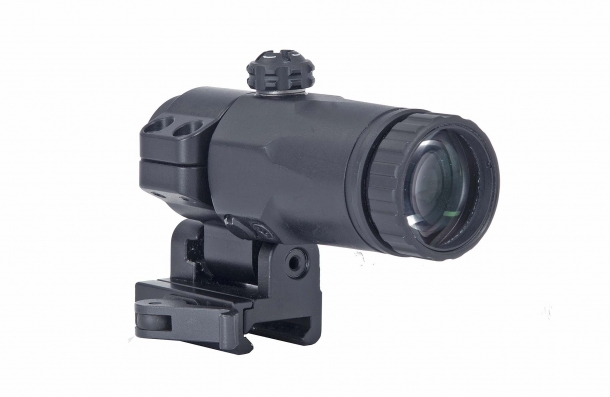 New Meprolight X3 magnifying day scope