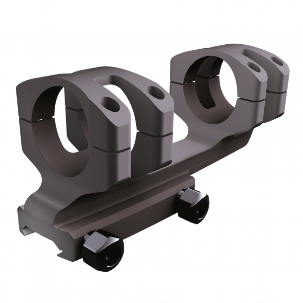 Several different cantilever mounts are available for the new Nikon BLACK riflescopes