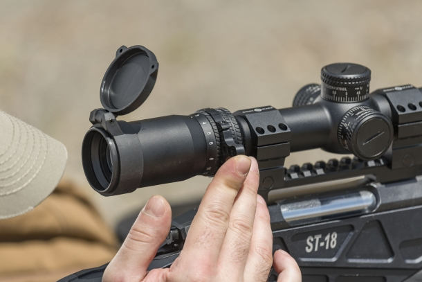 "Sightmark Citadel 3-18x50 MR2, il cannocchiale da puntamento ""all-round"""