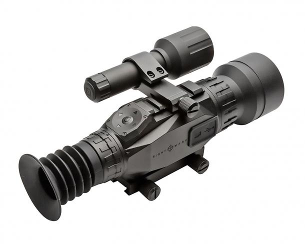 Sightmark Wraith HD 4-32x50mm digital riflescope