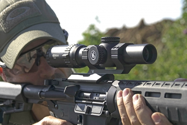 Brownells Italia distribuisce Vortex Optics