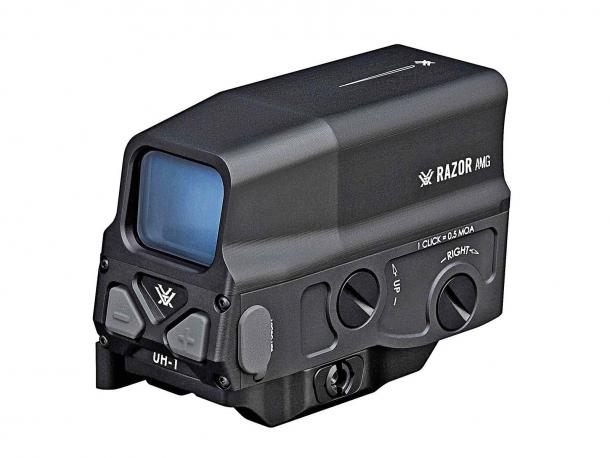 La Vortex produce alcuni dei red dot più apprezzati, come il nuovissimo Razor AMG UH-1