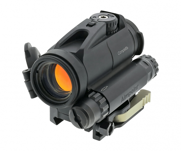 Aimpoint CompM5b red dot sight