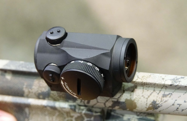 Aimpoint Micro S1