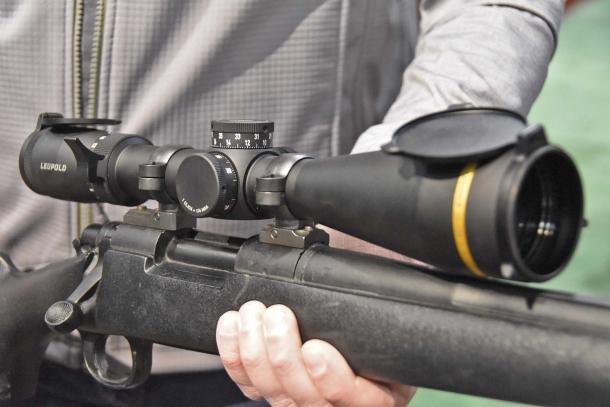Leupold VX-6HD 4-24x52 IR CDS ZL2 riflescope