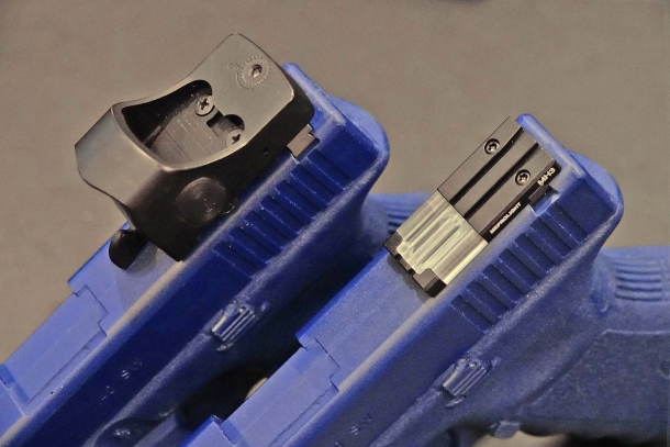 New Meprolight Sight Systems for pistols
