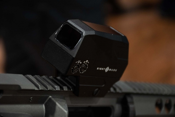 Sightmark Volta solar reflex sight