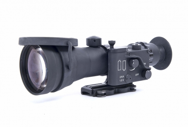 MEPRO HUNTER - Sniper's Night Vision Weapon Sight with x4 or x6 magnification