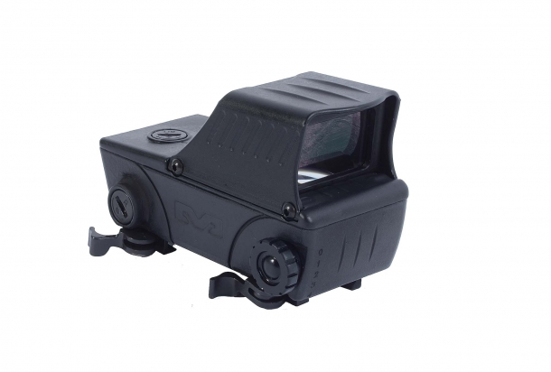 MEPRO M5 - Red Dot Weapon Sight