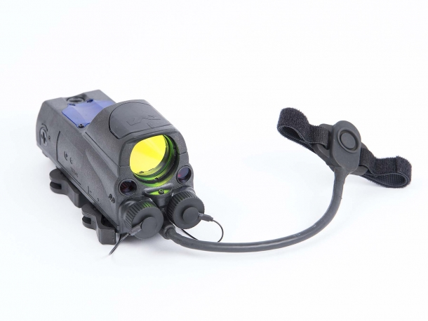 MEPRO MOR - Multi-Purpose Reflex Sight With Two Laser Pointers (Visible and IR)