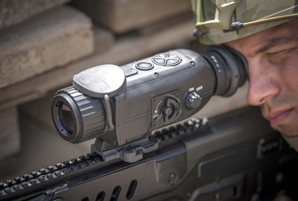 MEPRO NOA NYX - Lightweight Uncooled Thermal Weapon Sight