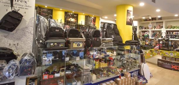 Armeria Shooter Store: scatti accuratizzati per pistole