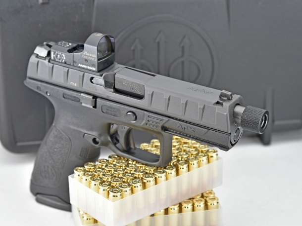 "Beretta APX Combat: pronta all'impegno in ogni campo, ""out-of-the-box"""