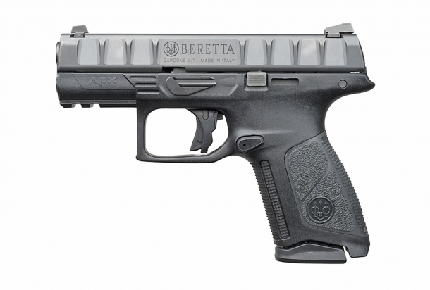 Beretta APX Centurion, left side