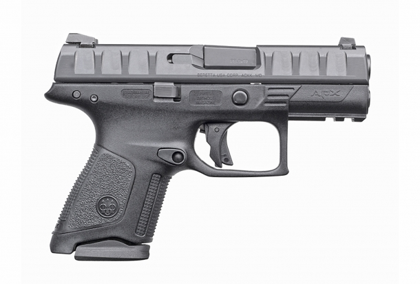 Beretta APX Compact, right side