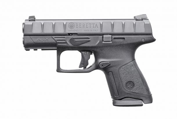 Beretta APX Compact, left side