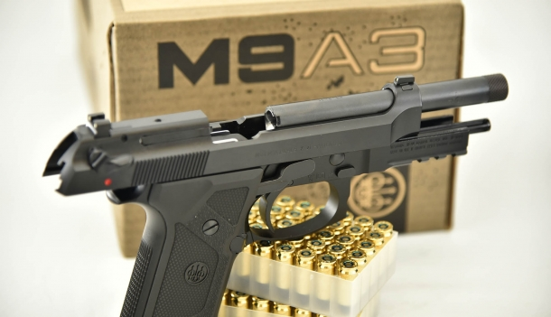 Beretta M9A3 Black | GUNSweek com