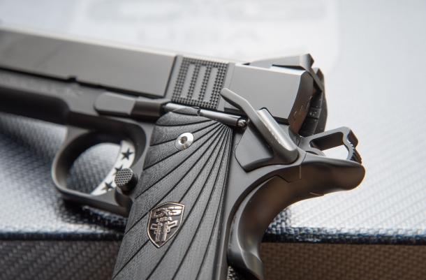 Cabot Guns S100: the Entry Level Luxury pistol