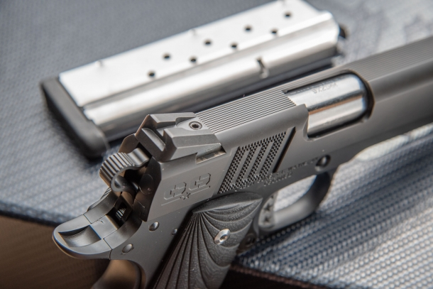 "Cabot Guns S100: il lusso ""Entry Level"""