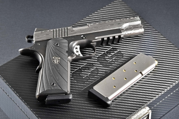 "Cabot Guns ""The Ultimate Bedside 1911"""