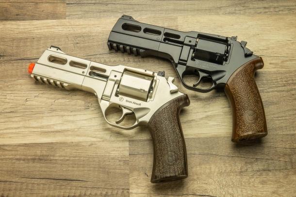 Chiappa Firearms Rhino CO2: le varianti ad aria compressa
