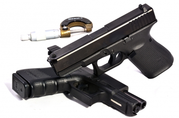 Glock G19 Gen 5 vs Gen 4, molte differenze ma la sostanza resta immutata