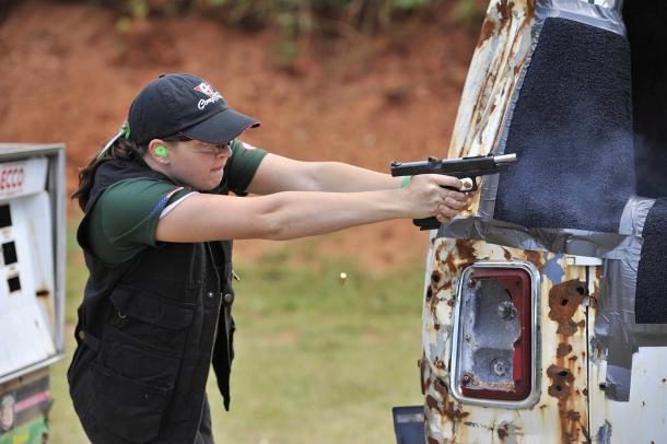 Le armi utilizzabili nelle discipline IDPA sono raggruppate in sei divisioni
