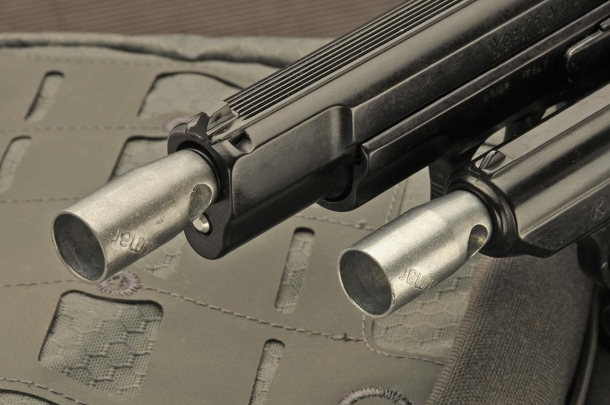 Kimar Blank and Signal Guns | GUNSweek com