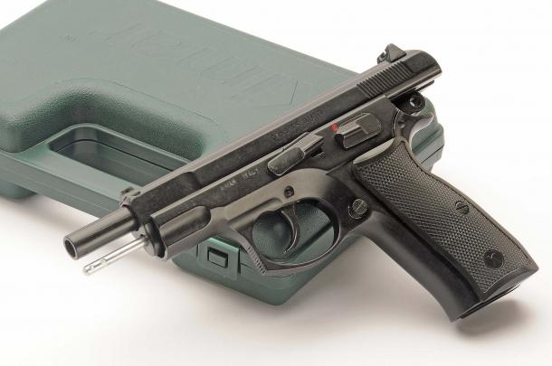 Kimar: le pistole a salve e da segnalazione