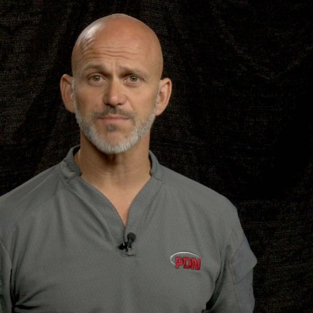 L'istruttore americano Rob Pincus, titolare di I.C.E. Training
