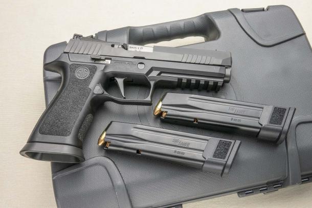 Pistola SIG Sauer P320 X-Five