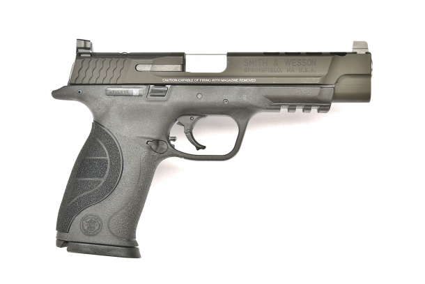 Smith & Wesson Performance Center Ported M&P 40L Pro Series C.O.R.E.