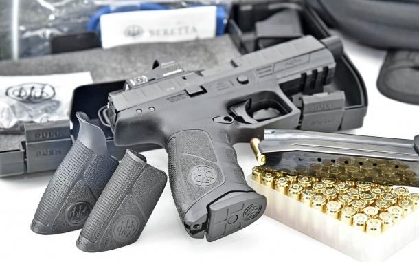 Pistole Striker-Fired: Beretta APX