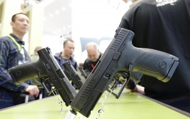 Pistole Striker-Fired: CZ P10
