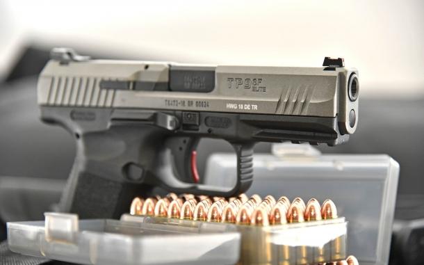 Pistole Striker-Fired: Canik TP9 SF Elite