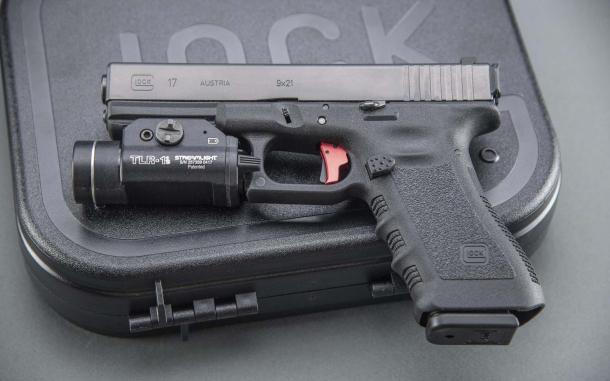Pistole Striker-Fired: Glock 17