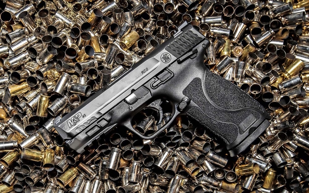 Pistole Striker-Fired: Smith & Wessom M&P M2.0 Compact